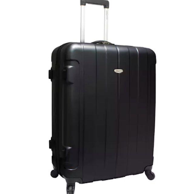 Best Overall  Traveler s Choice 28-Inch Hardside Lightweight Spinner b72a673073b88