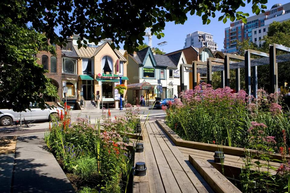 Hotels In Yorkville Toronto Area