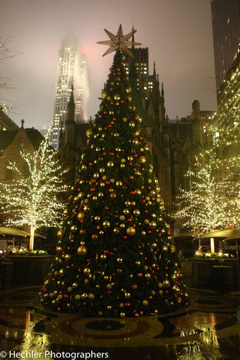 christmas eve in new york