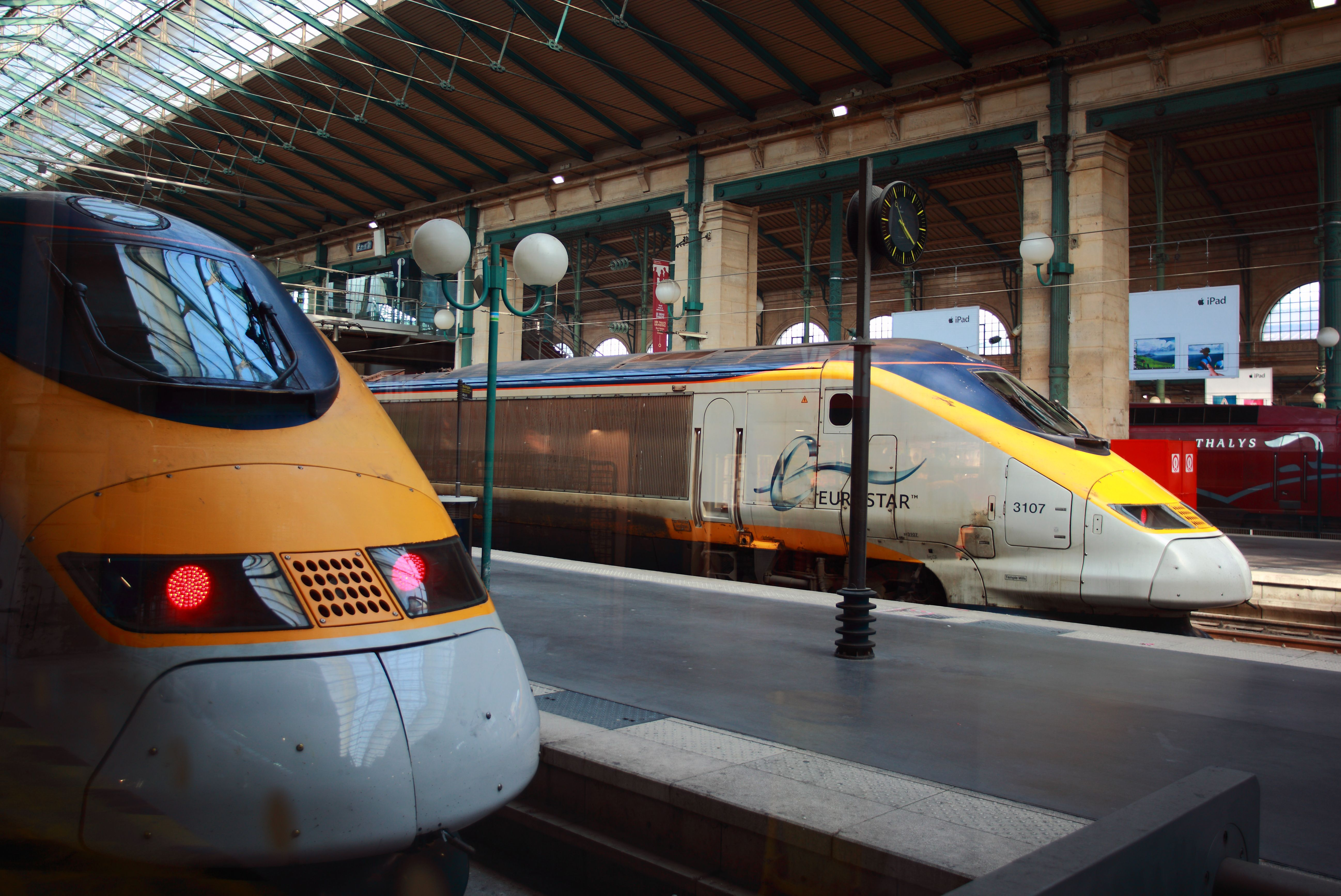 Do I Have to Buy Point to Point Train Tickets in Advance in Europe?