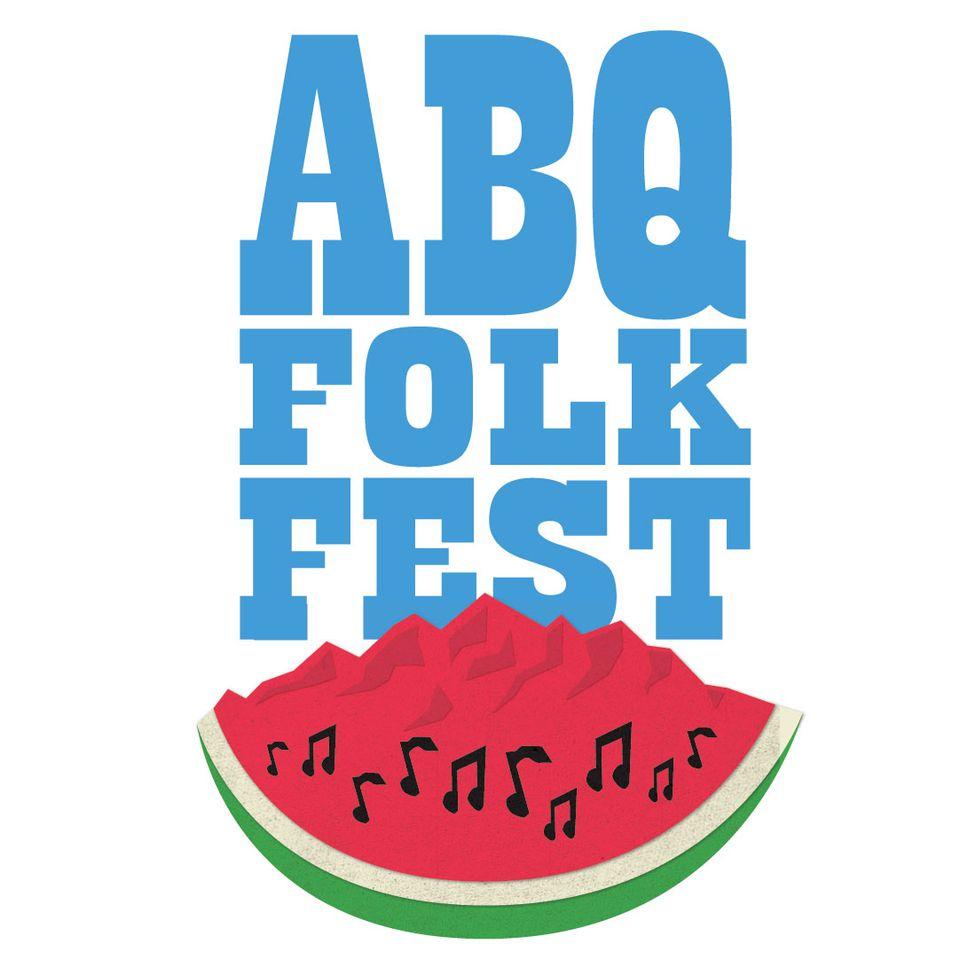 Albuquerque Folk Festival logo
