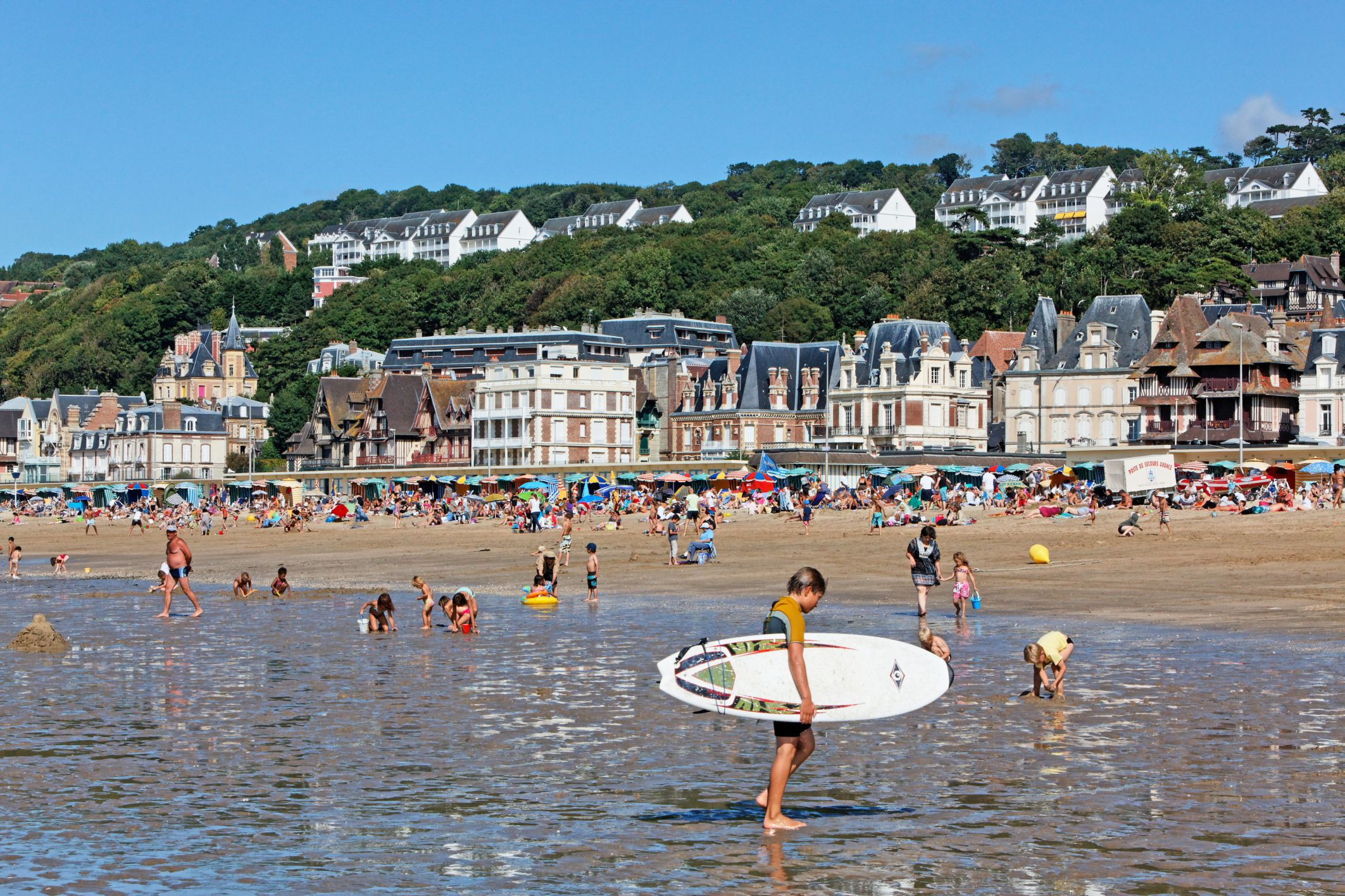 Best Beaches To Visit In Normandy