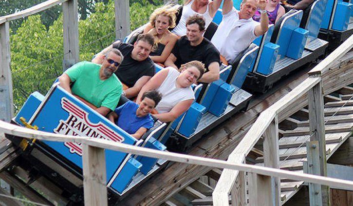Waldameer coaster