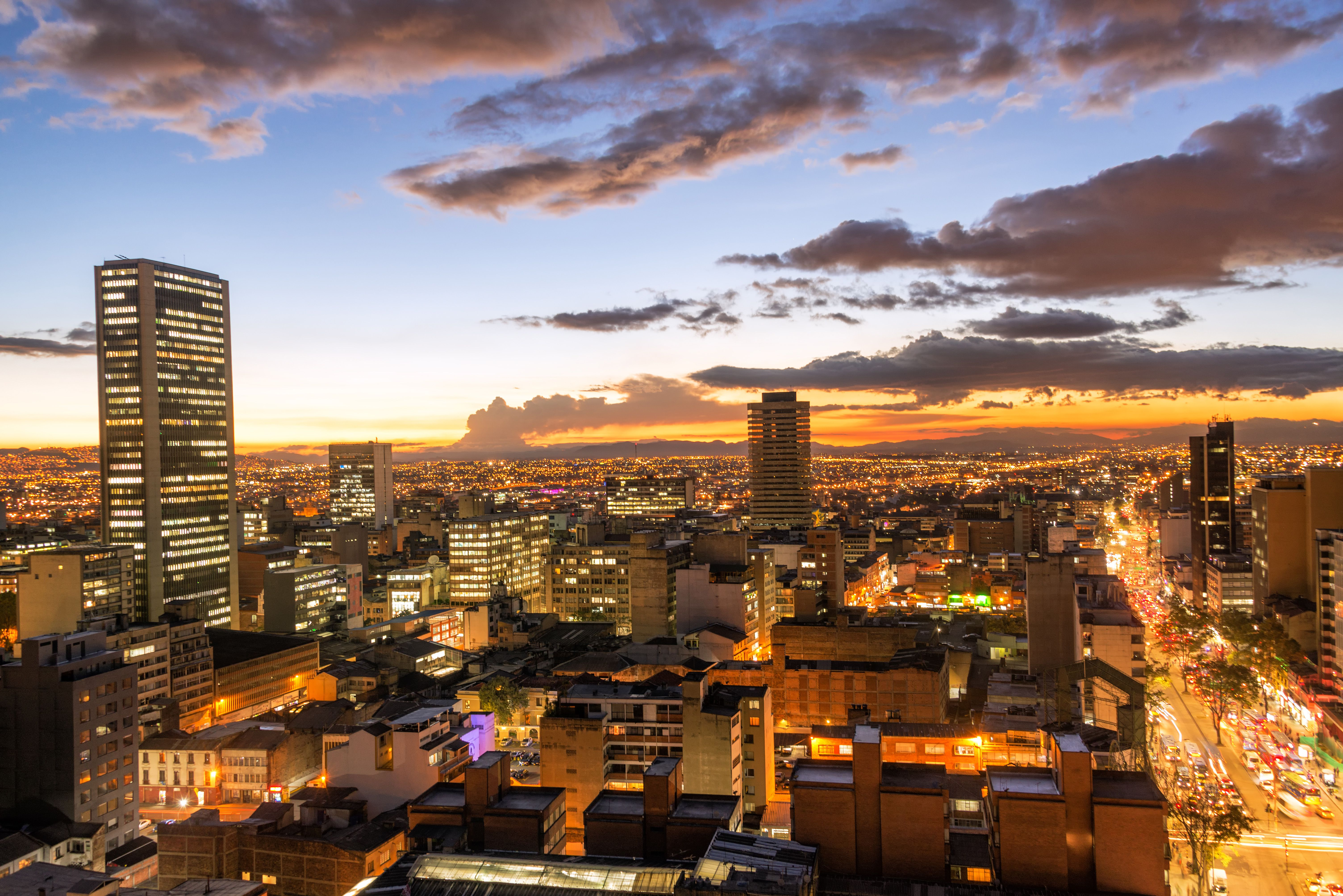 Making The Best Of A 12-Hour Layover In Bogotá, Colombia's ...  |Bogota