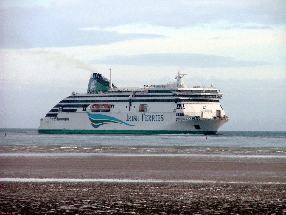 By Ferry to Ireland - Is it Still an Alternative?