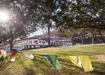 Karma Triyana Dharmachakra Tibetan Buddhist Monastery in Woodstock, New York, USA