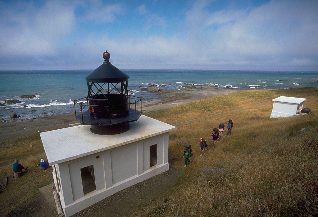 Lost Coast Trail Lighthouse