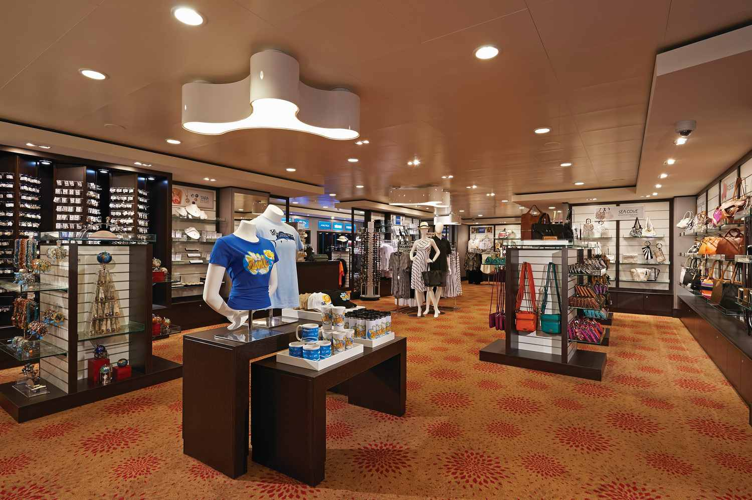 Tides Boutique on the Norwegian Getaway