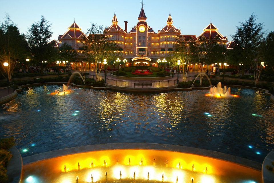 Disneyland Paris hotel