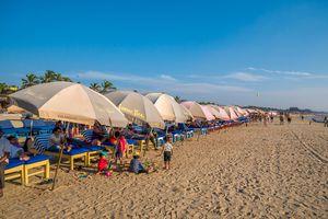 Baga beach, Goa.