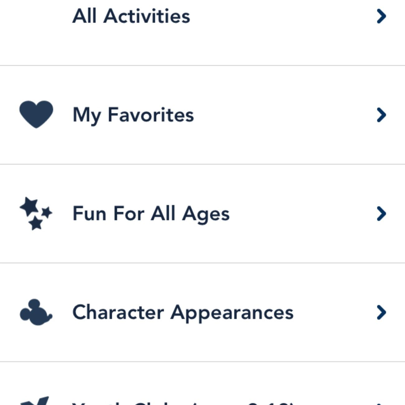 How to Use the Disney Cruise Line Navigator App