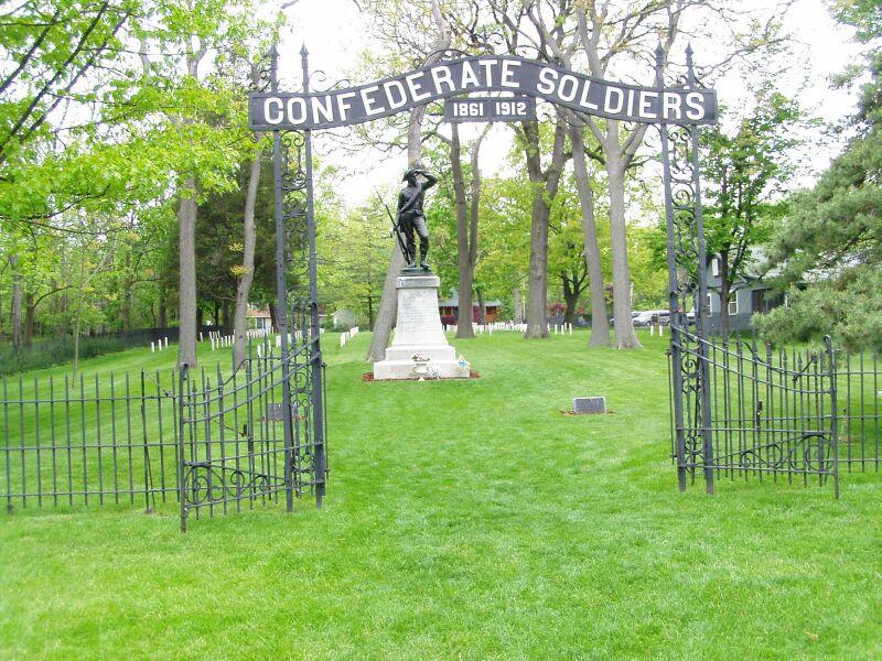 Johnson Island Cemetery
