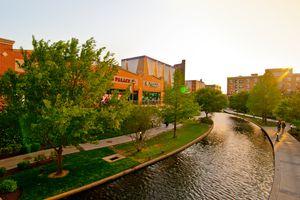 Oklahoma City's Bricktown