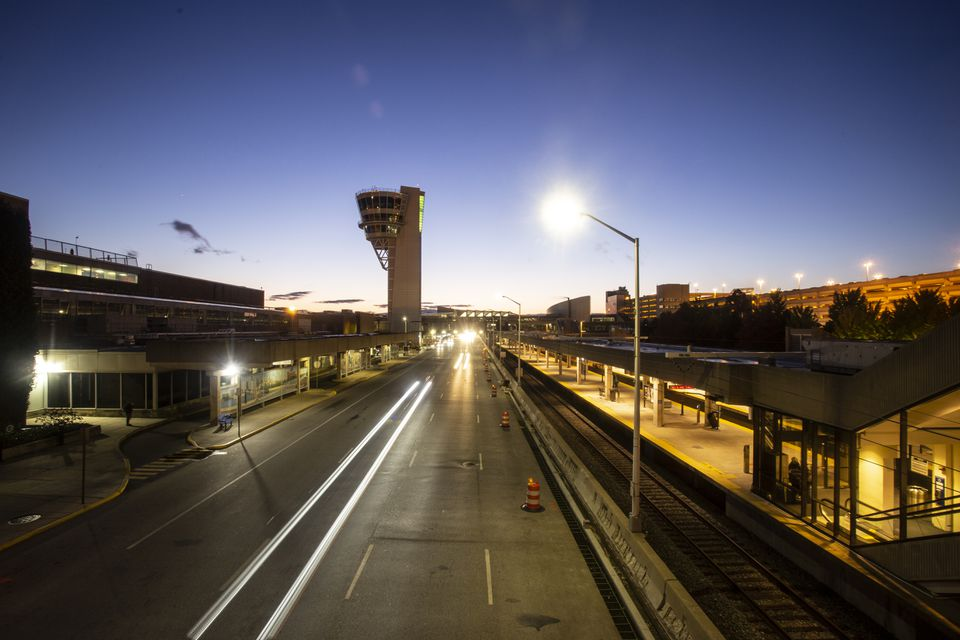Philadelphia International Airport, Pennsylvania