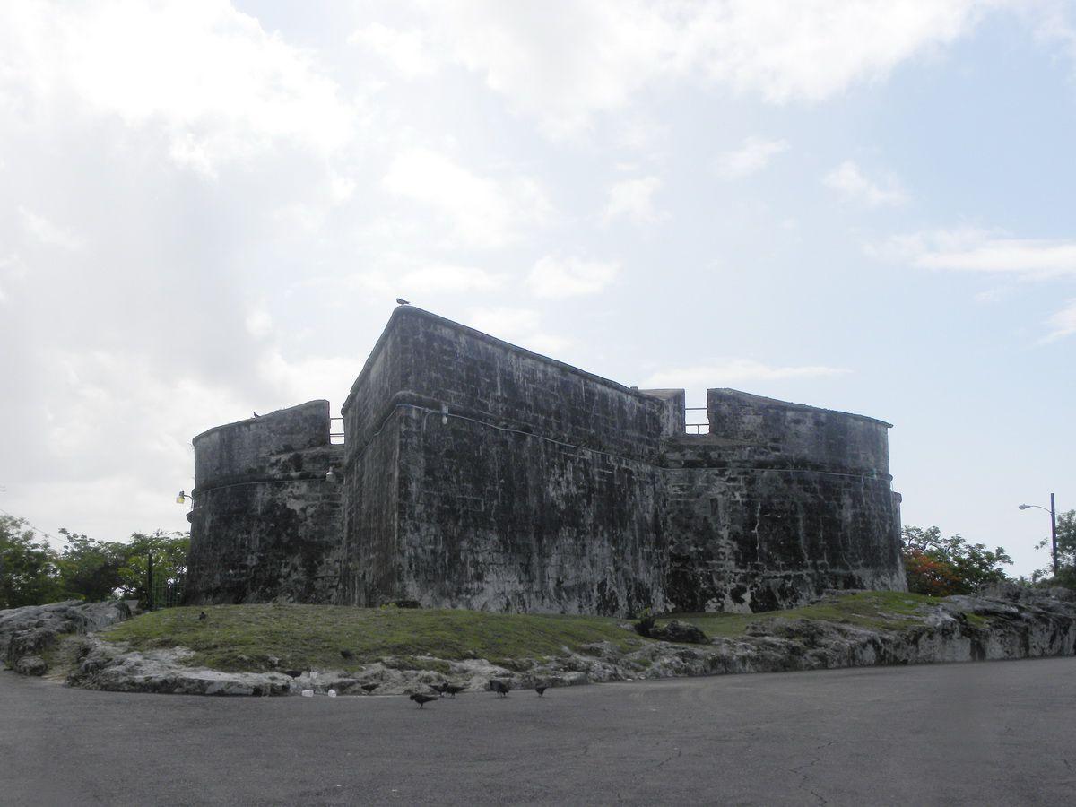 Nassau - Fort Fincastle