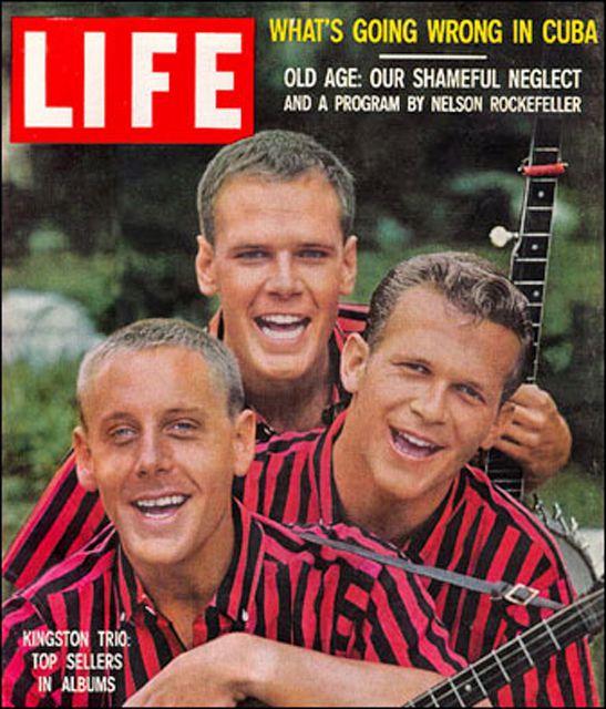Kingston Trio - Bob Shane