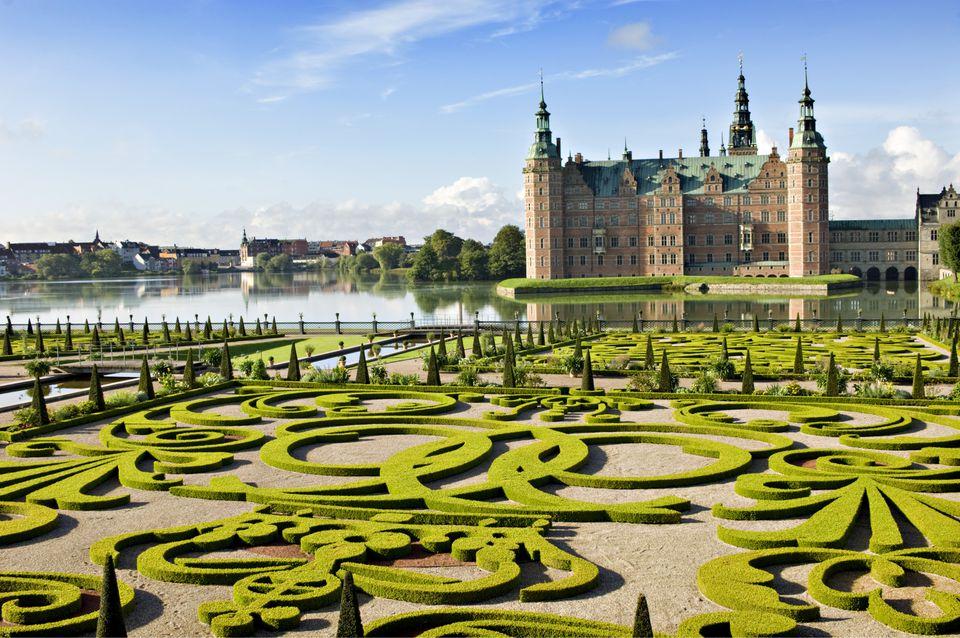 Frederiksborg Castle and Gardens, Hillerød Denmark