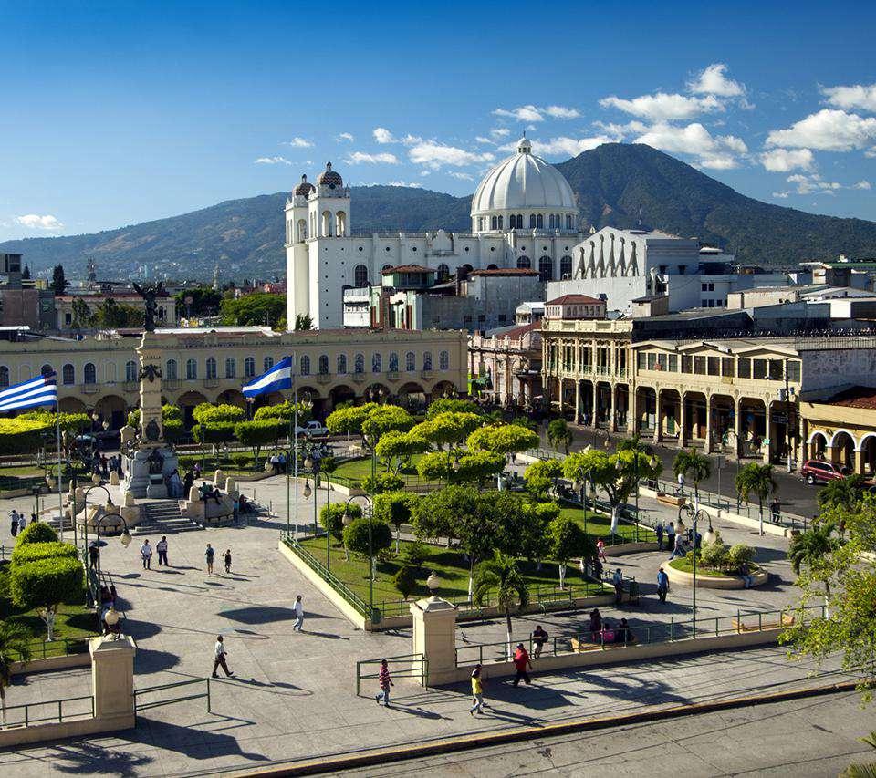 Plaza Libertad, San Salvador, El Salvador