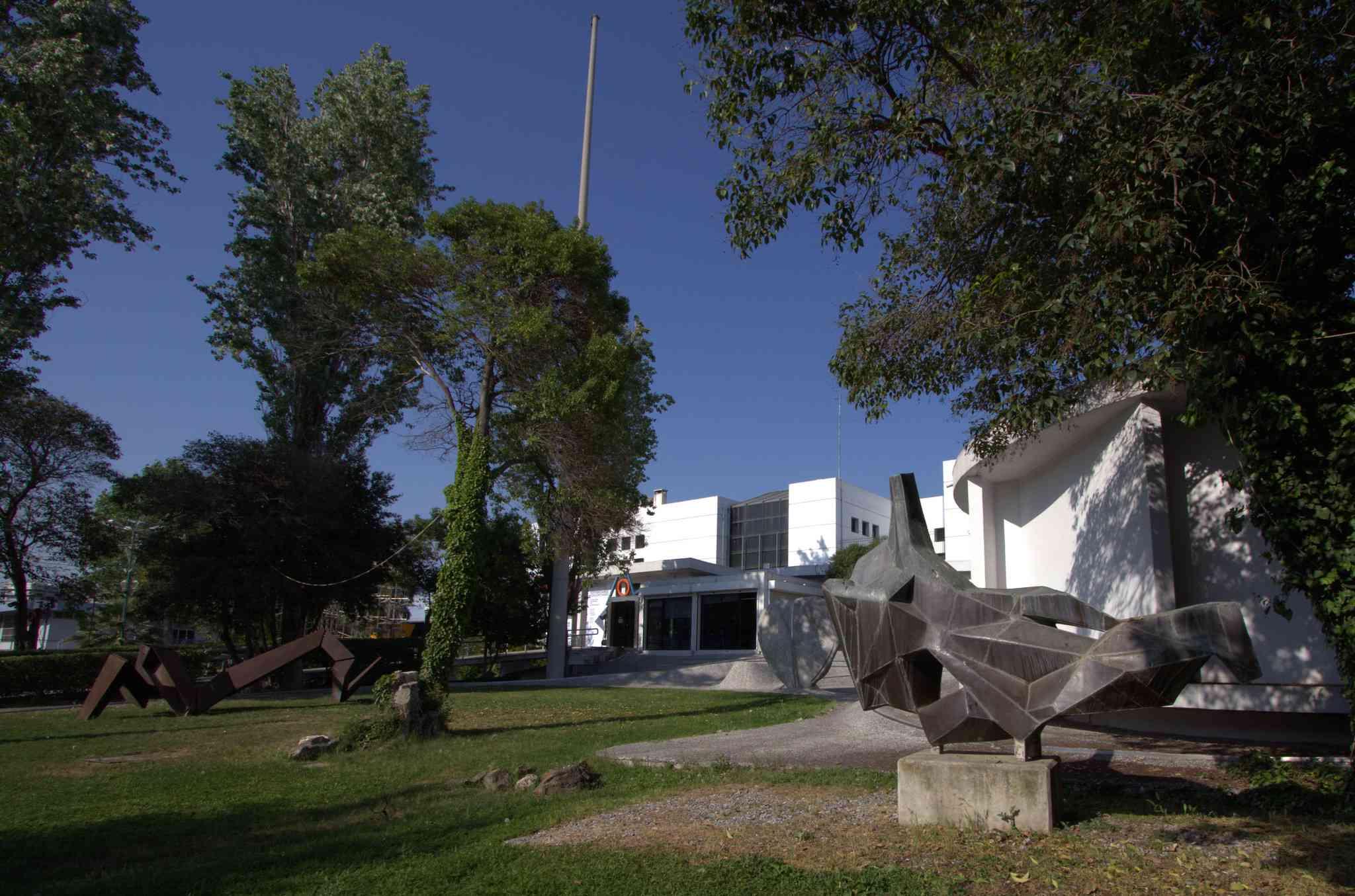 Macedonian Museum of Contemporary Art. Thessaloniki, Greece