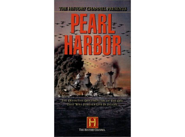 The History Channel presenta Pearll Harbor