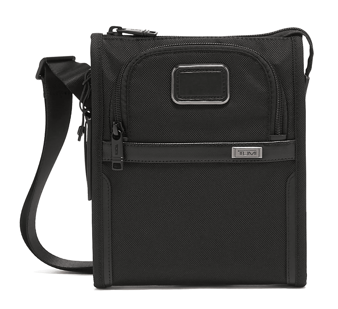 Tumi Alpha 3 Small Pocket Crossbody Bag