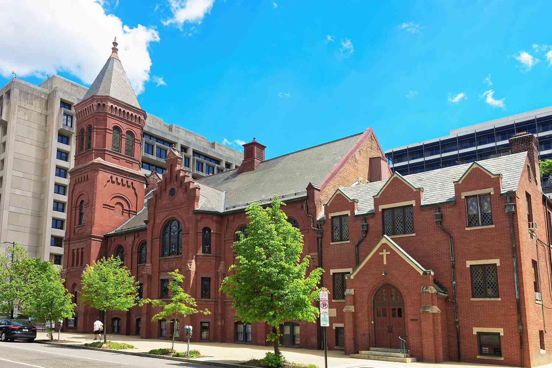 La Iglesia Unida de Washington DC