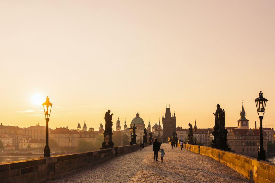 Charles Bridge in Prague