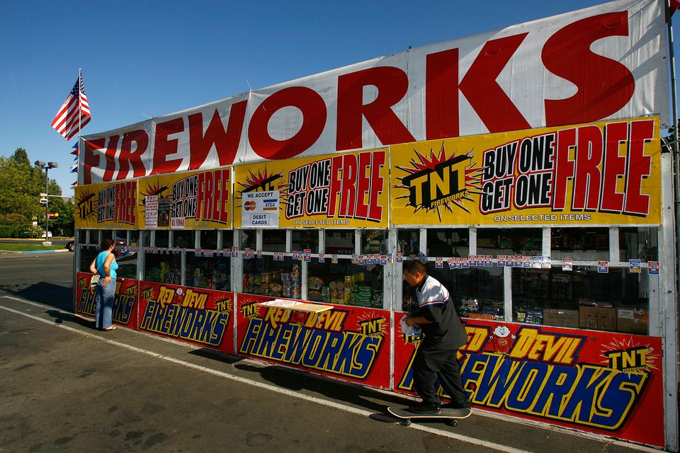 Buy Fireworks