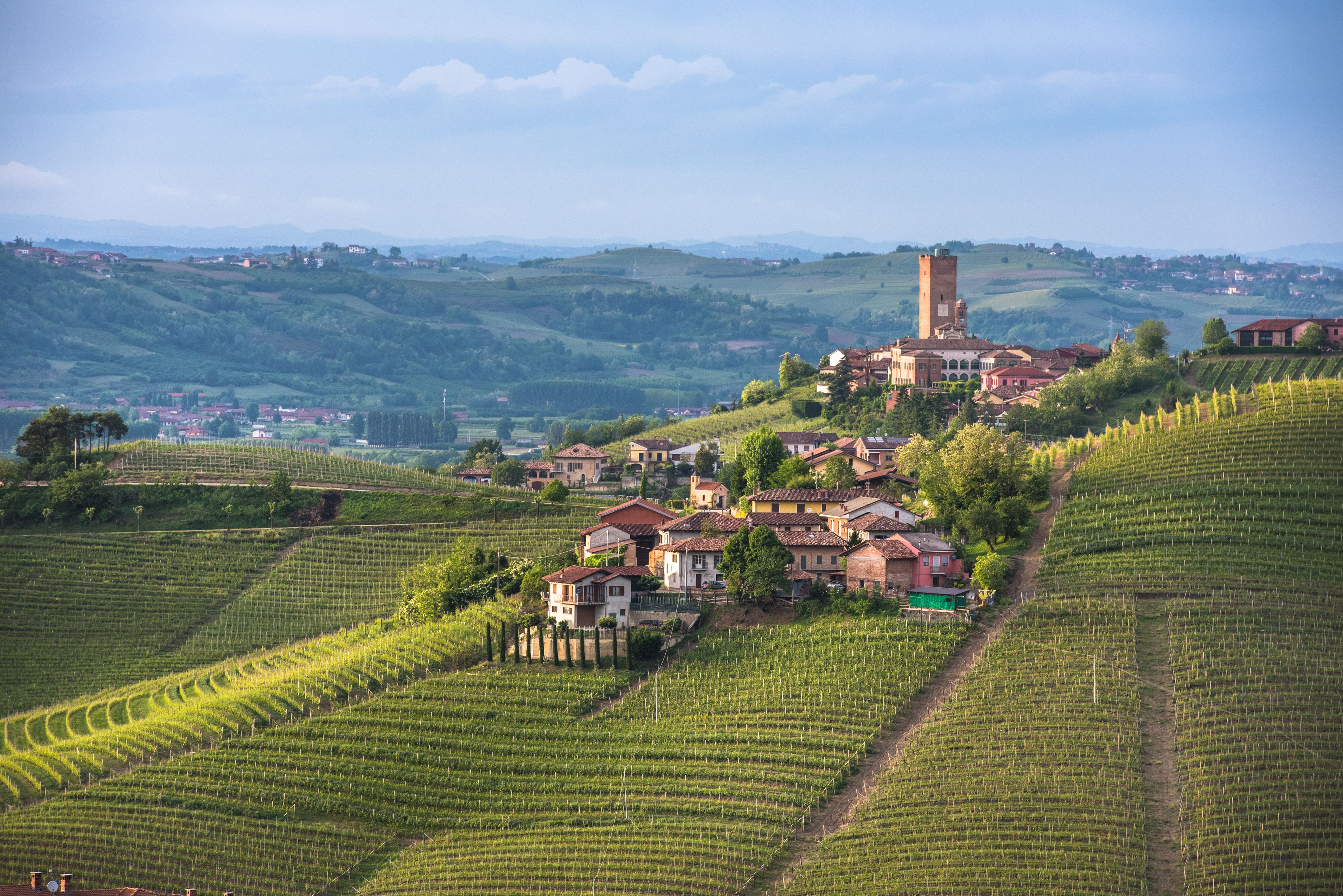 Northern Italy UNESCO World Heritage Sites and Cities