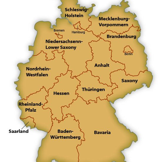 Map of German States Map Germany on poland map, austria map, turkey map, cyprus map, ireland map, australia map, czech republic map, india map, greece map, italy map, israel map, japan map, luxembourg map, belgium map, the netherlands map, canada map, europe map, france map, texas map, peru map, bavaria map, mexico map, great britain map, croatia map, united kingdom map, native american map, portugal map, england map, spain map, norway map, china map, denmark map, iceland map,