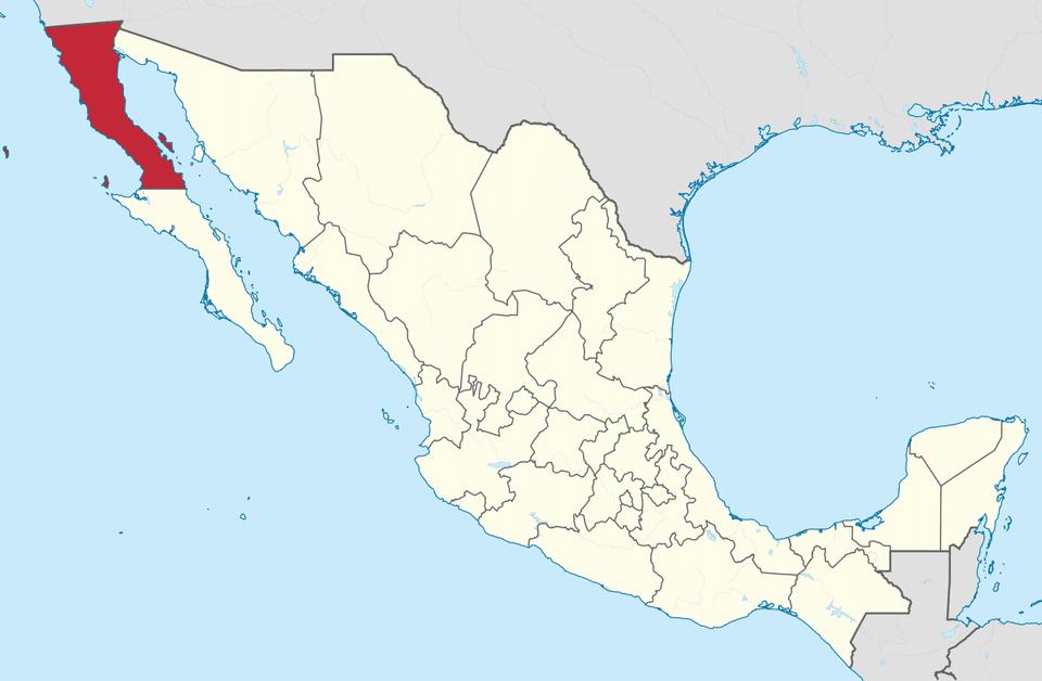 Baja California State