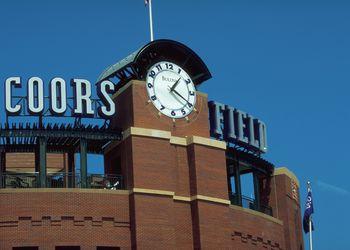 Coors Field, Denver, Colorado