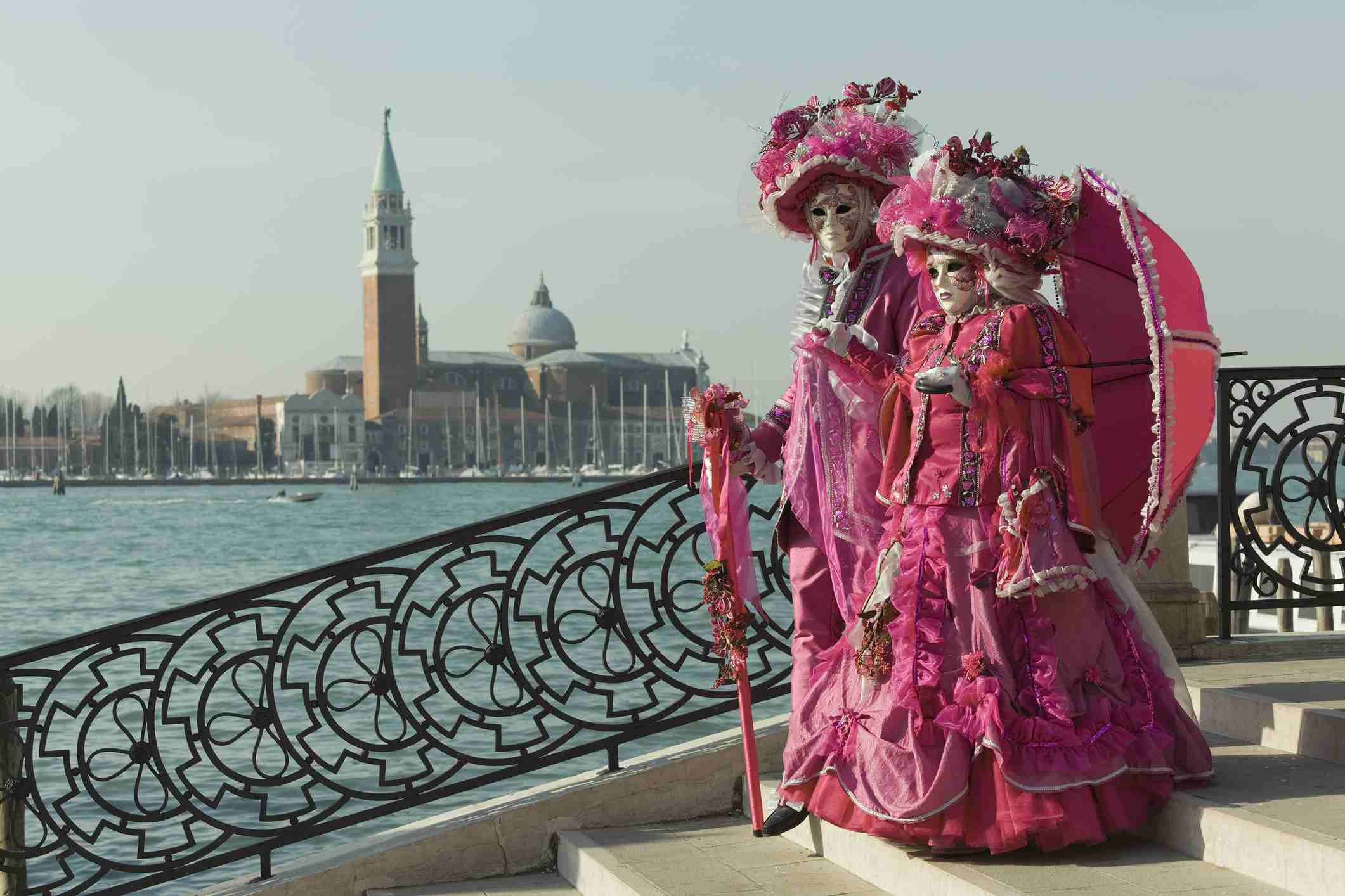 Carnevale Traditions and Festivals in Italy