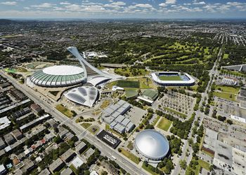 Restaurants Near Montreal Olympic Stadium