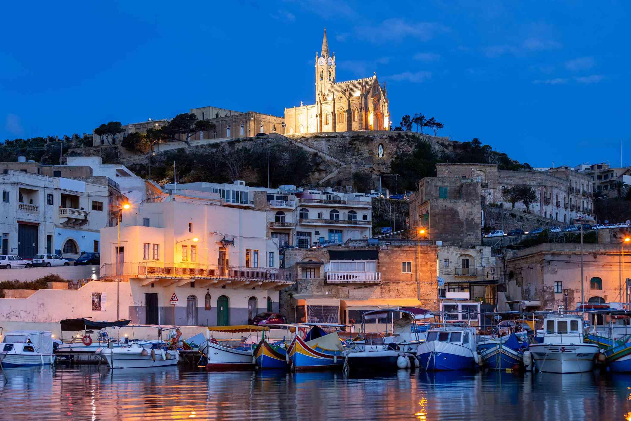 Lourdes Chapel, Mgarr, Gozo, Malta