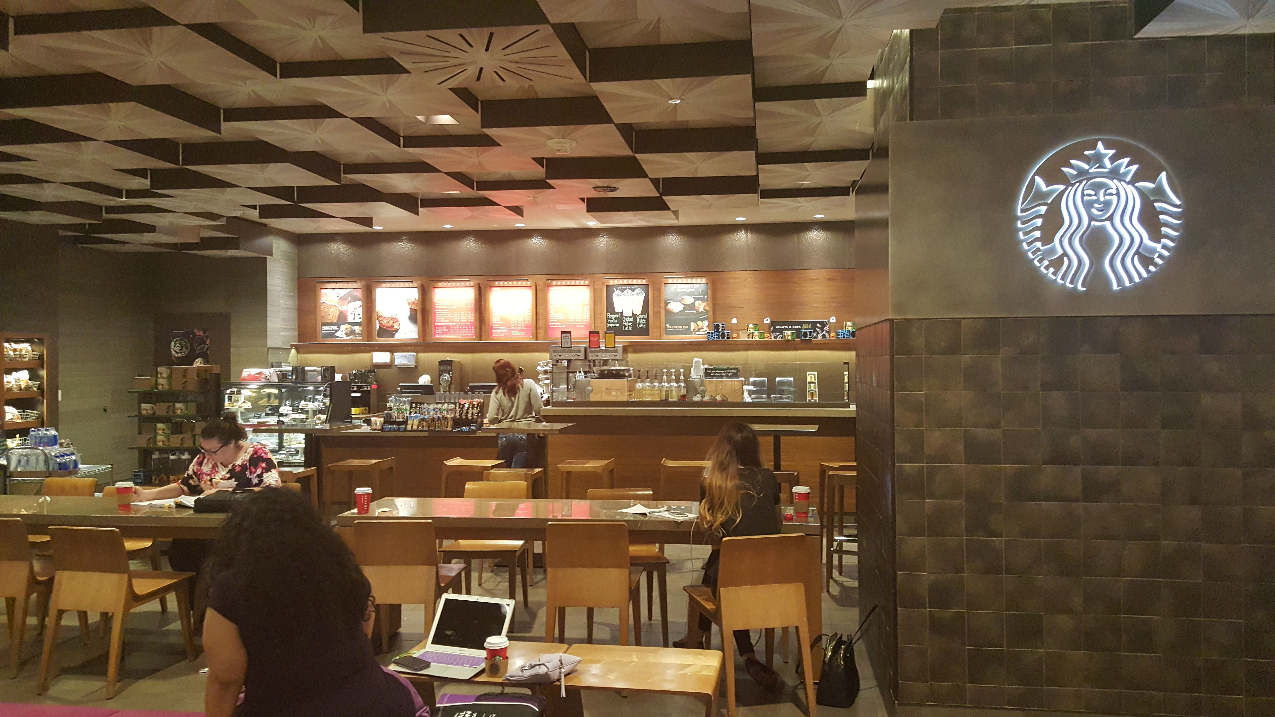 Planning A Road Trip >> Finding A Starbucks Coffee In Las Vegas