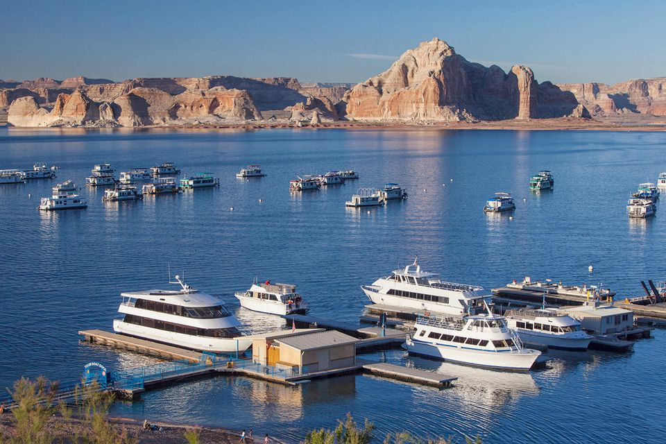 Lake Powell Boats