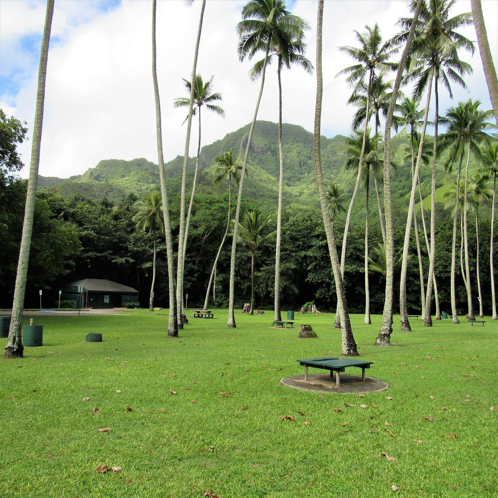 Park at Kahana Valley