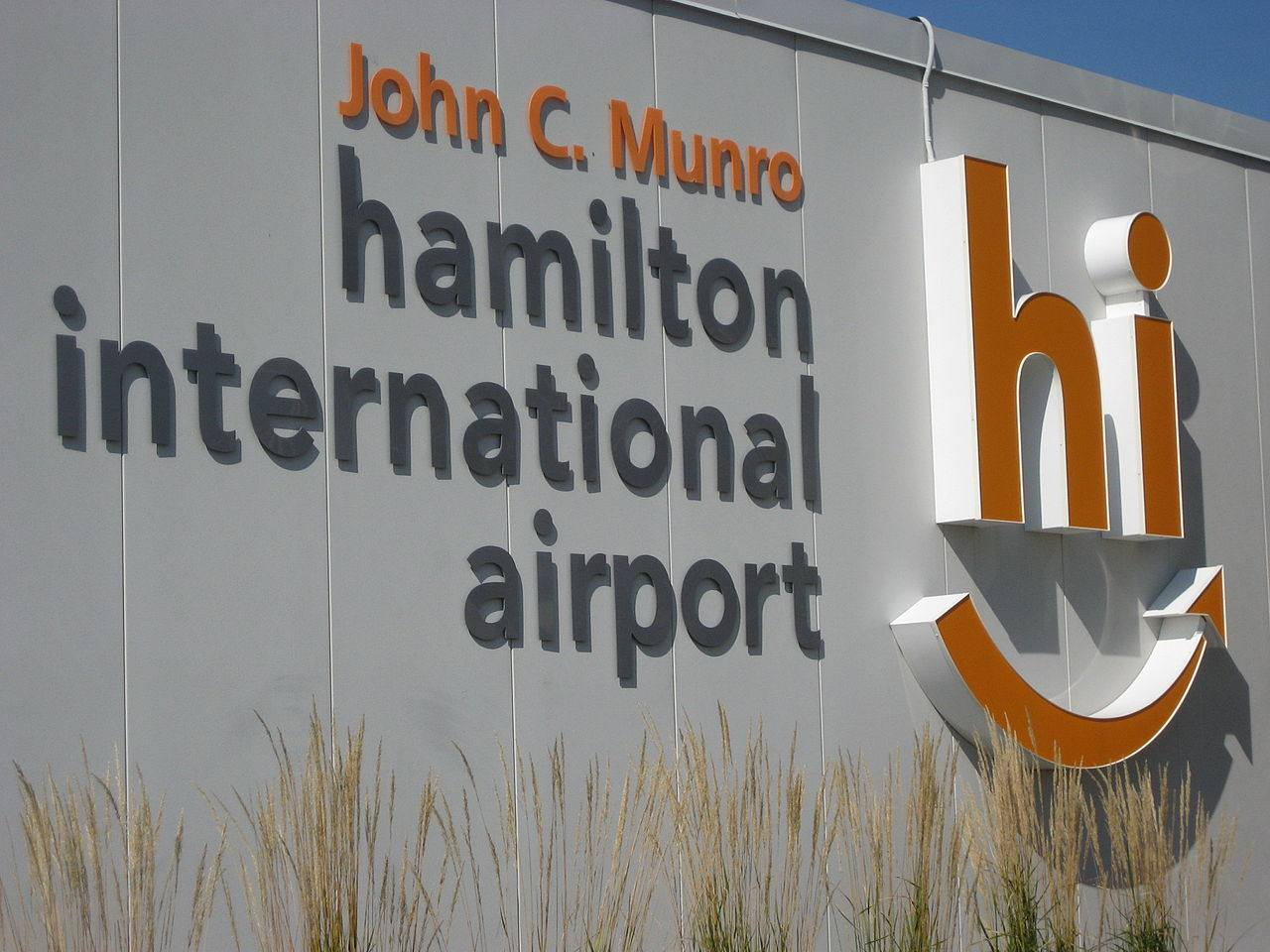 Aeropuerto Internacional de Hamilton en Ontario