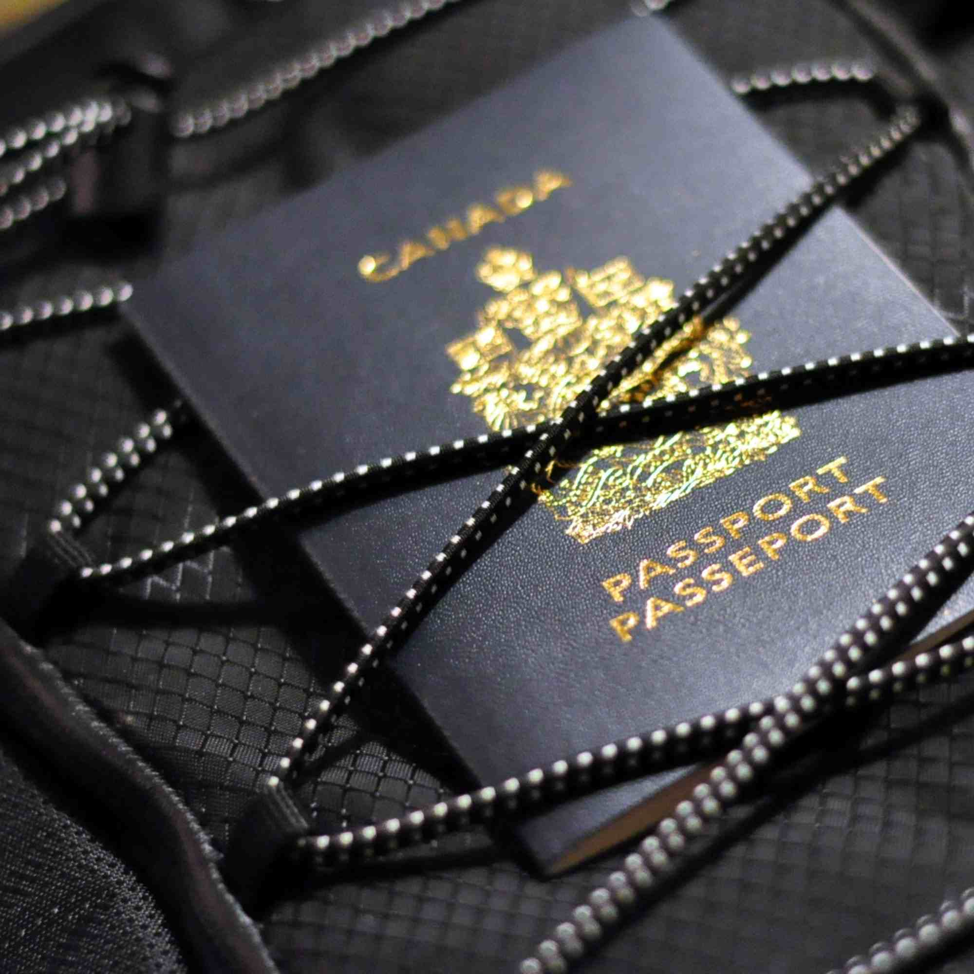 pasaporte canadiense