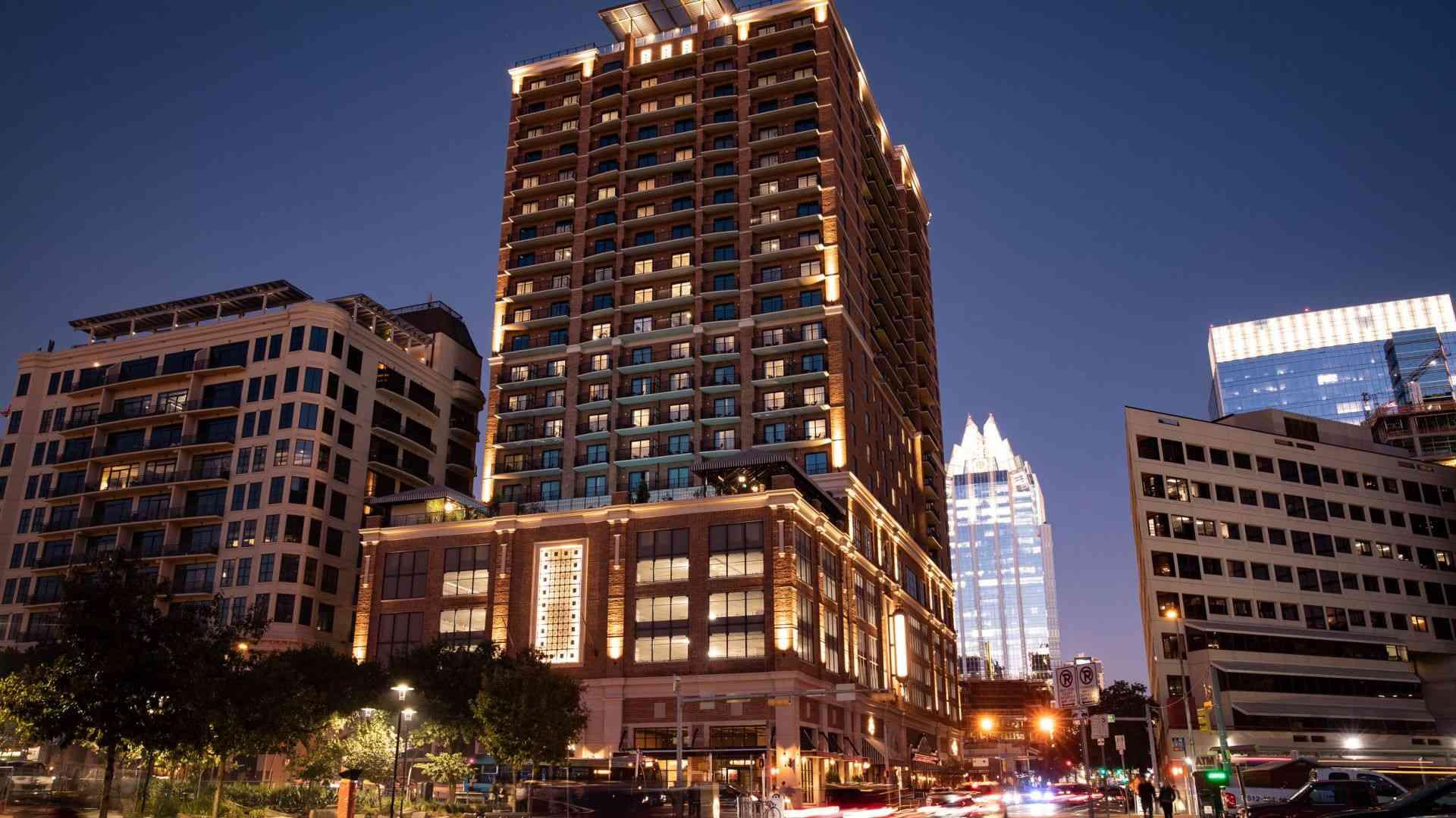 Hotel Za Za Austin