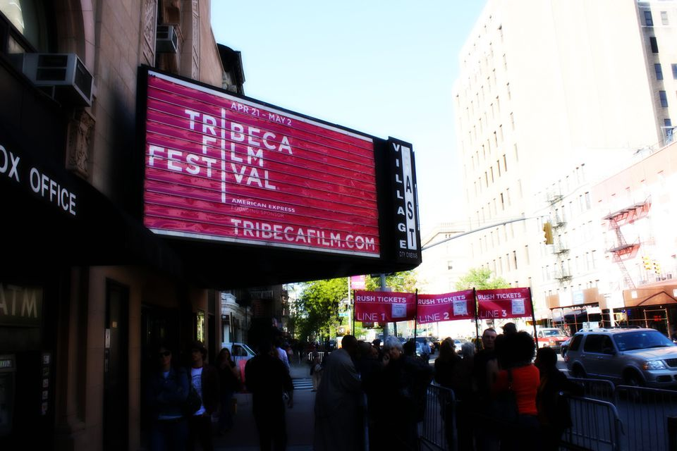 Rush Tickets at Tribeca Film Festival