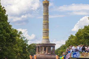 Berlin CSD victory column