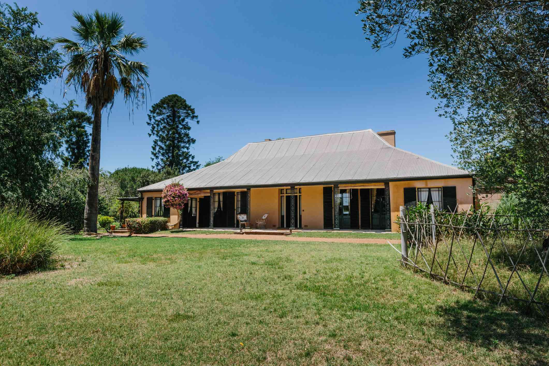 Exterior Photo of Elizabeth Farm Historical Homestead, Parramatta, Sydney, Australia
