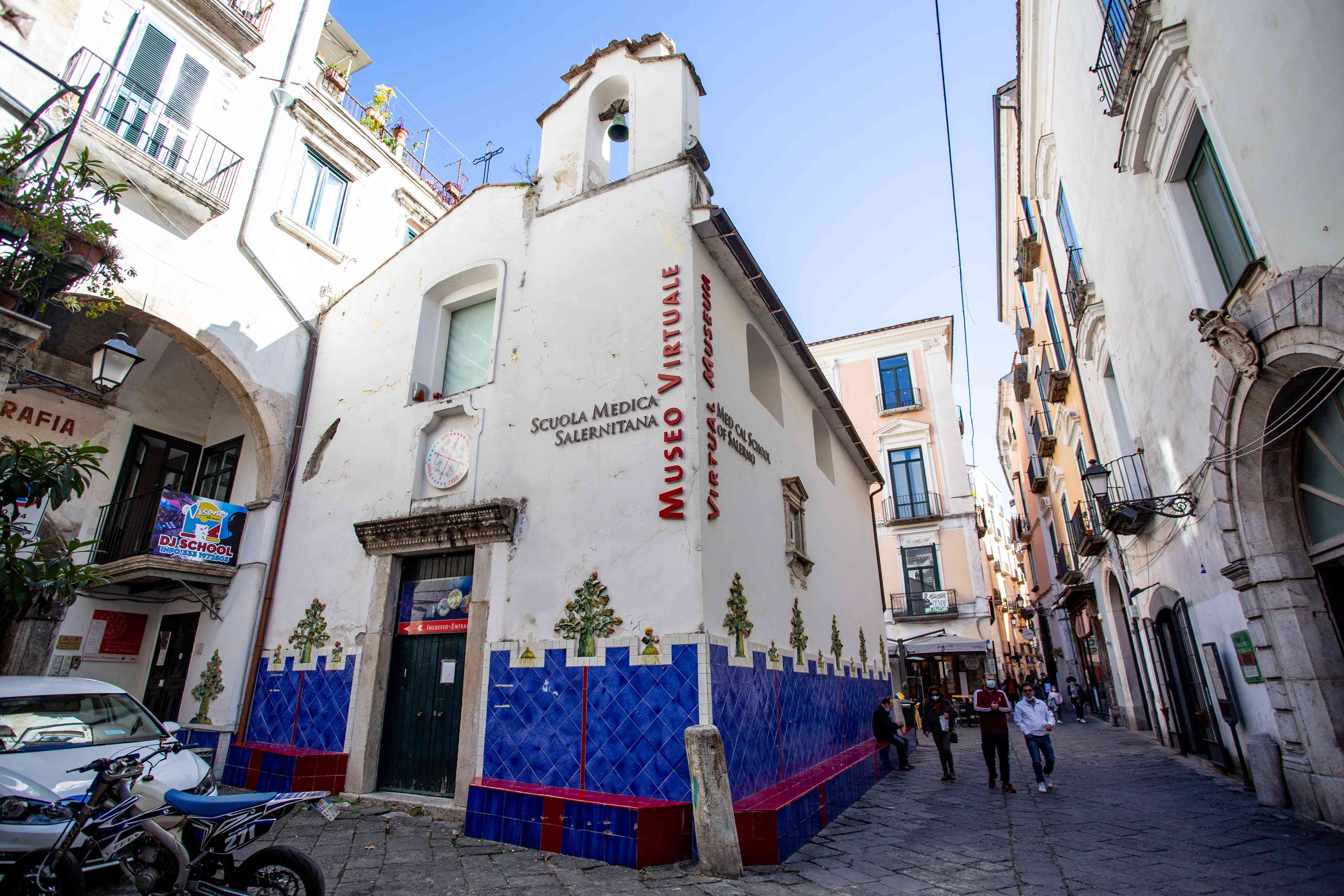 Salerno School of Medicine in Italy