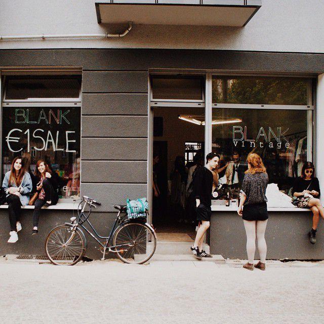 the 12 best vintage shops in berlin. Black Bedroom Furniture Sets. Home Design Ideas