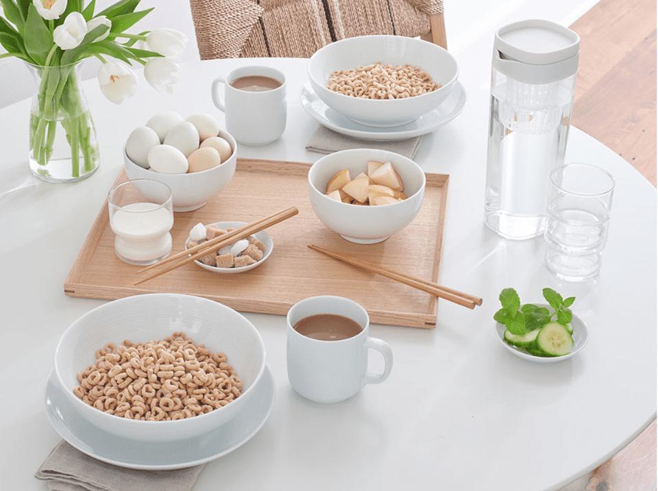 Airbnb Host Essentials by MUJI kitchen