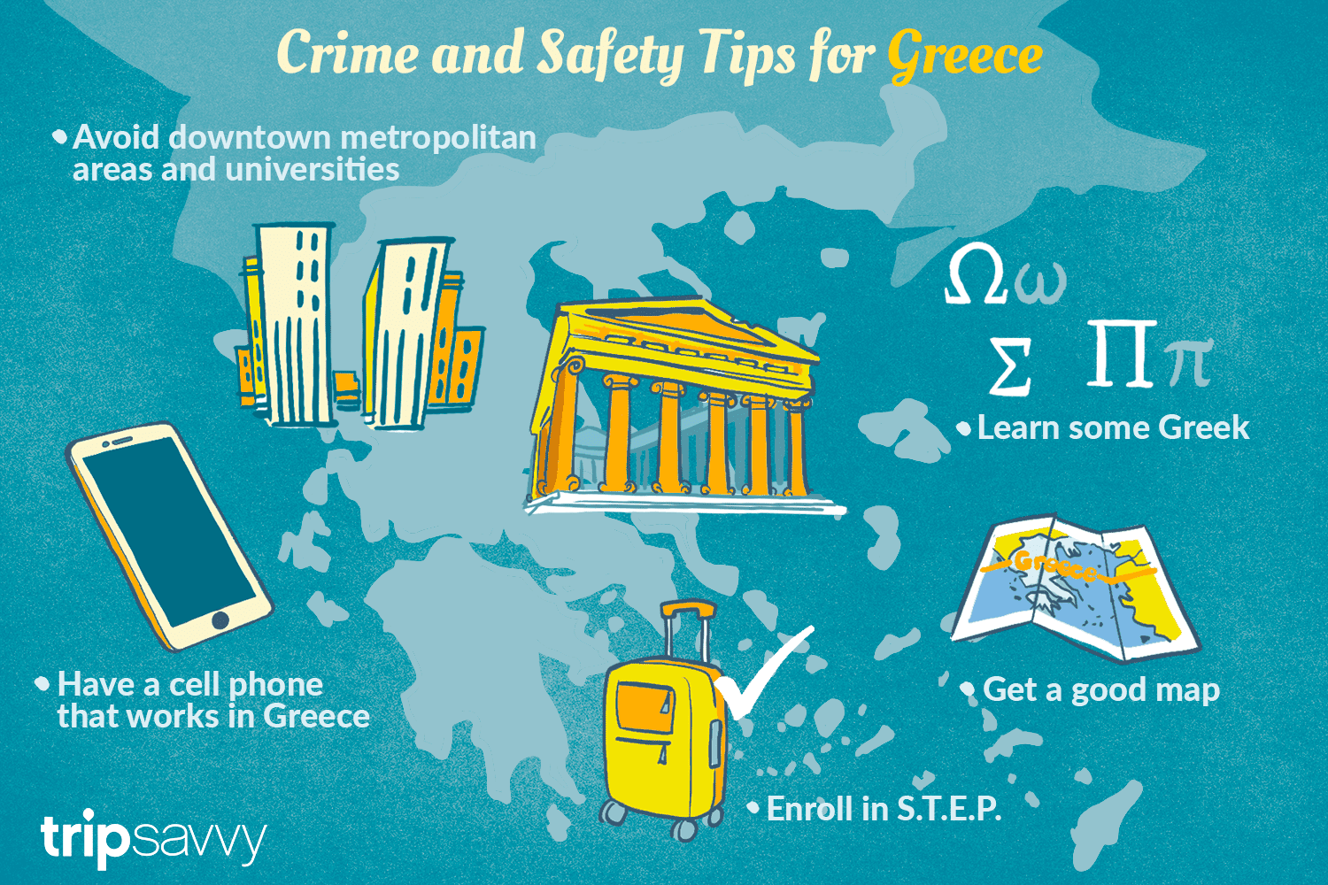 What you Need to Know to Stay Safe When in Greece