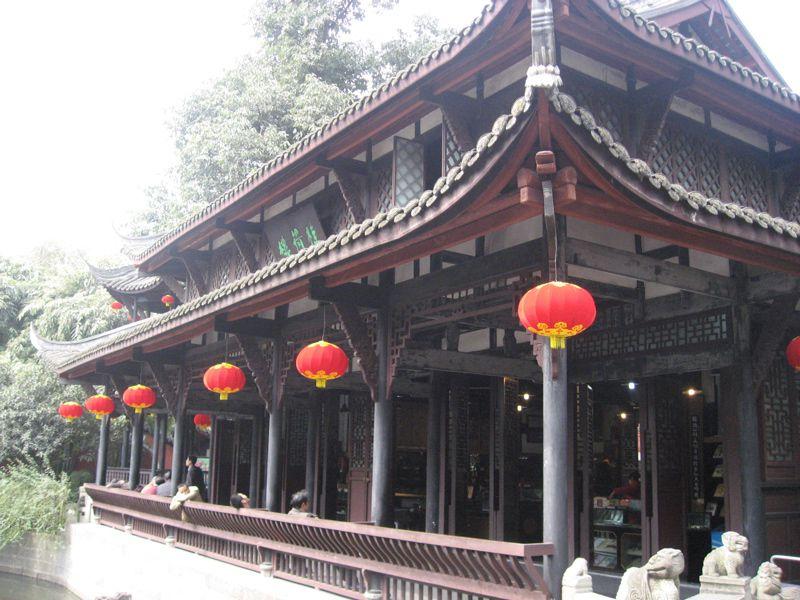 Wuhouci shrine