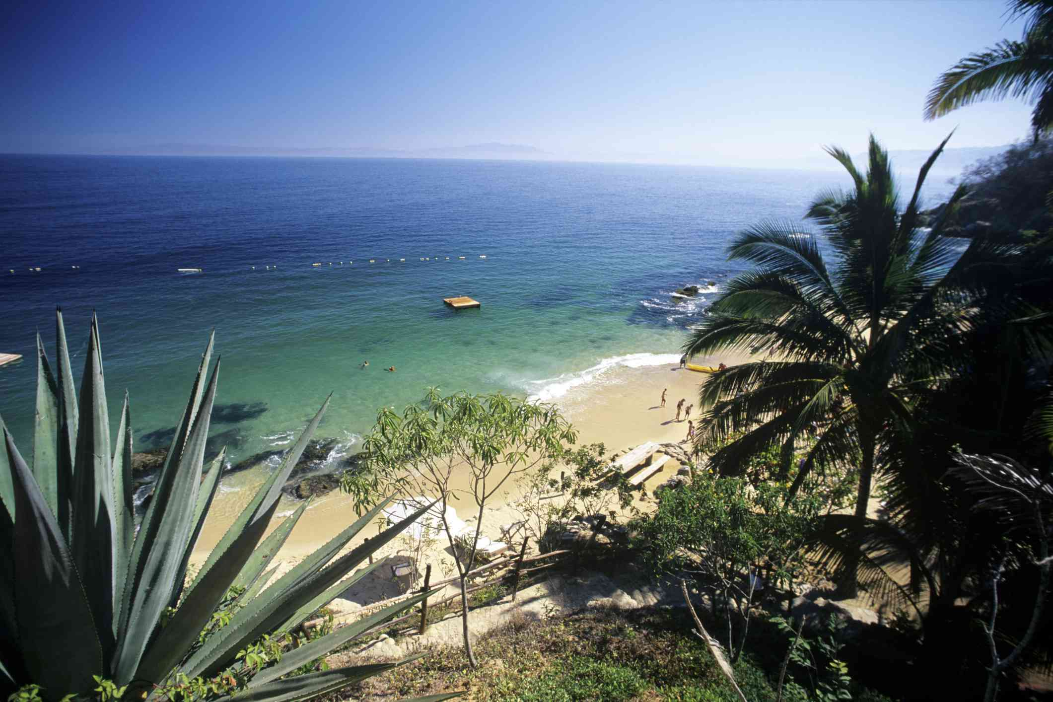 Playa Las Caletas